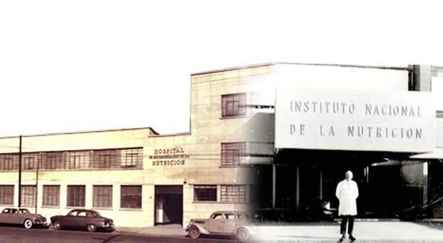 La escuela de Dietética del INC