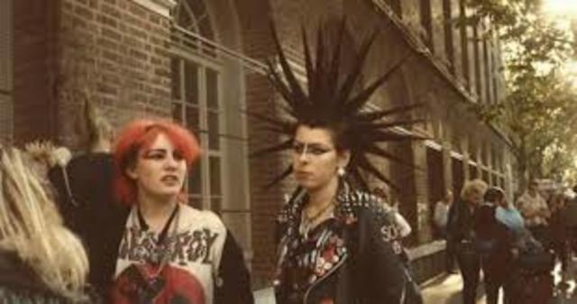 Generación P (Punk)