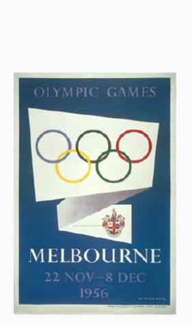 JUEGOS OLIMPICOS DE MELBOURNE 1956