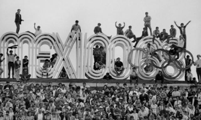 JUEGOS OLÍMPICOS DE MEXICO 1968