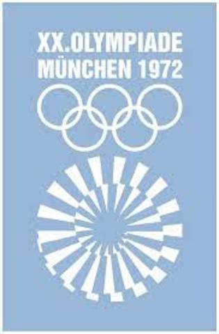 JUEGOS OLIMPICOS DE MUNICH 1972