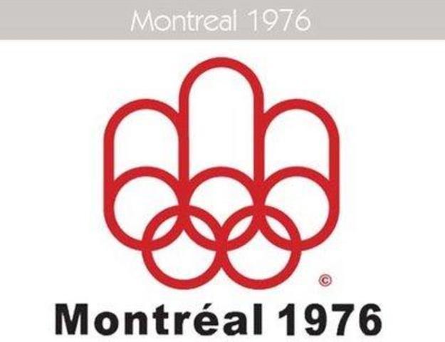 JUEGOS OLIMPICOS DE MONTREAL 1976