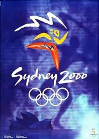 JUEGOS OLIMPICOS DE SYDNEY 2000