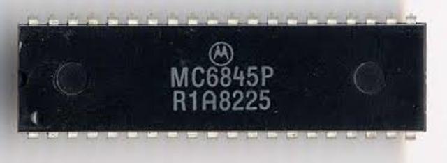 Aparición de los primeros chips gráficos