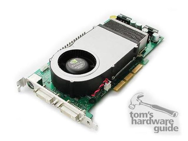 Nvidia GeForce 8600 Ultra