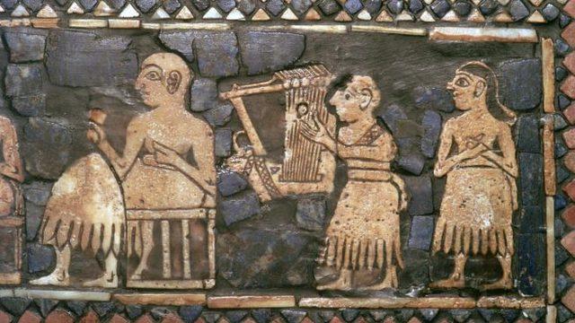 Ciudades Sumerias 2,500 A. D.