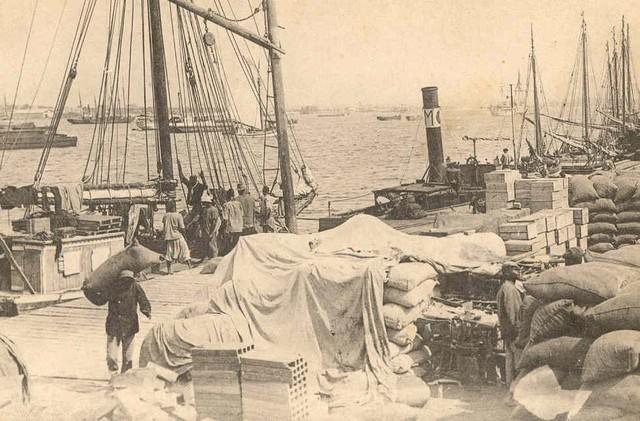 Puerto Manzanillo y Coatzacoalcos