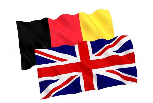 Los Alemanes invaden Bélgica e Inglaterra entra en conflicto