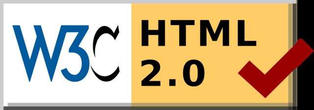 Se publica HTML 2.0