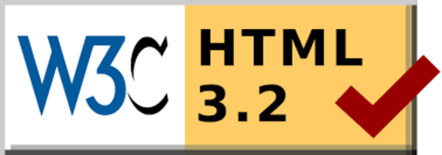 Version HTML 3.2
