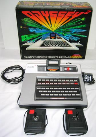 Magnavox Odyssey² ó Videopac G7000