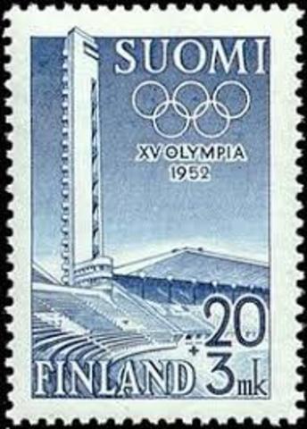 Juegos Olímpicos Helsinki 1952:
