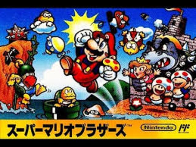 Nintendo 1986