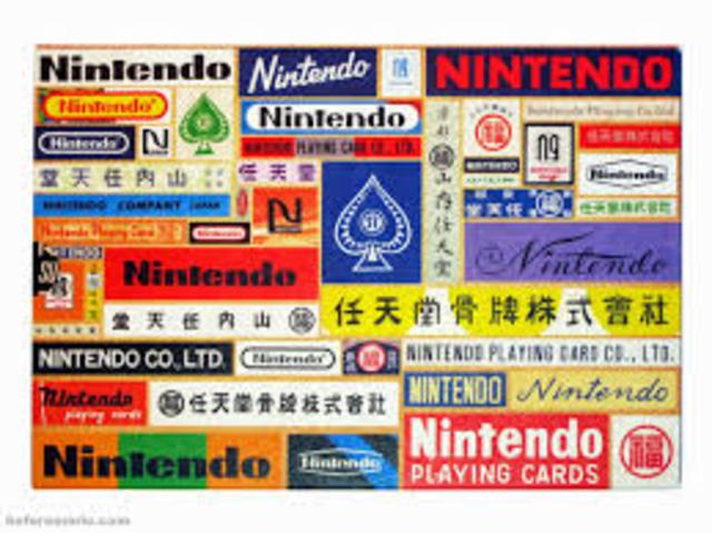 Nintendo 1963