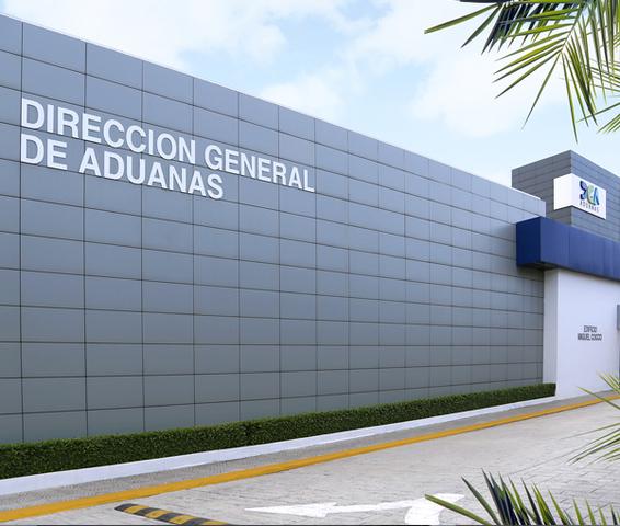 Direccion General De aduanas