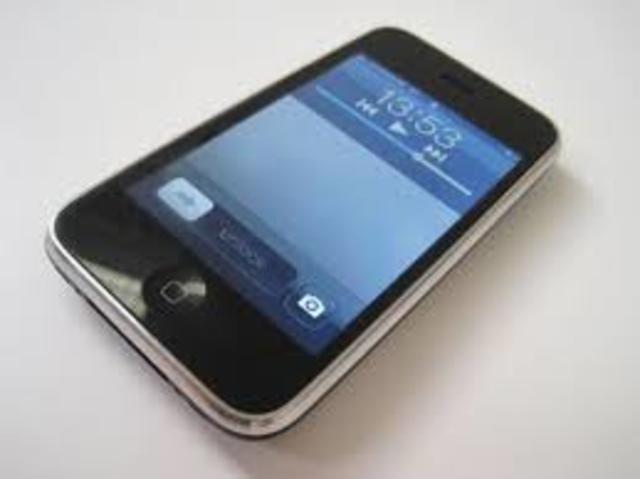 """iPHONE 3GS"""