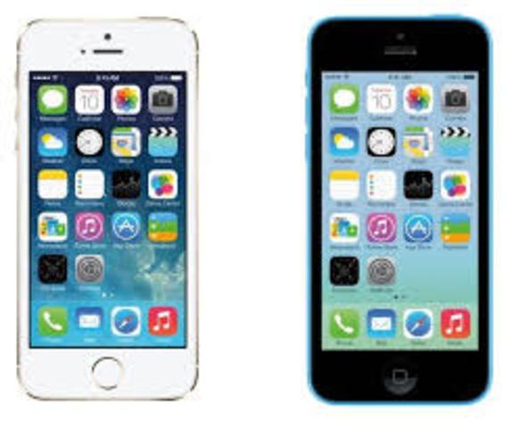 """""""iPHONE 5C Y 5S"""""""