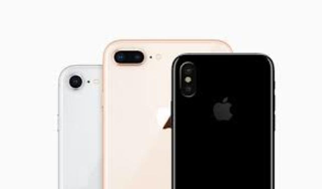 """""""iPHONE 8, 8 PLUS Y X"""""""
