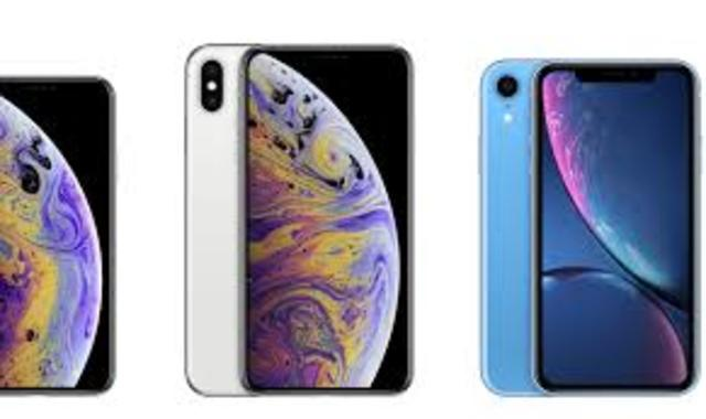 """""""iPHONE XS, XS MAX Y XR"""""""