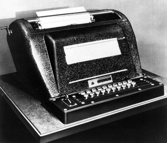 Calculadora electo magnética.