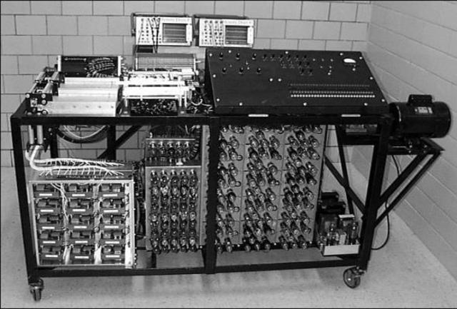 Primer computadora electronica