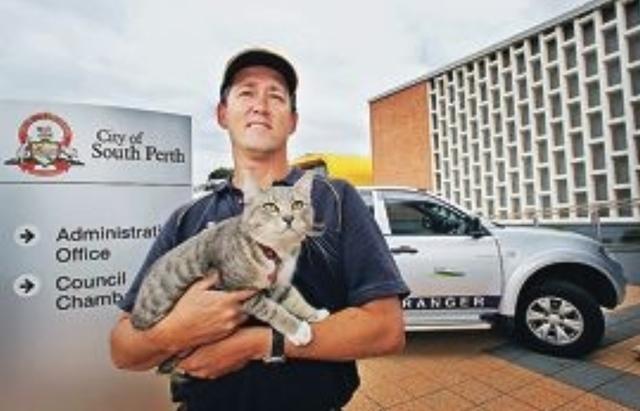 South Perth $256k cat pound grant