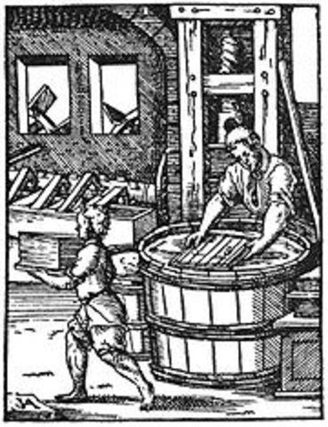 Paper-making machine