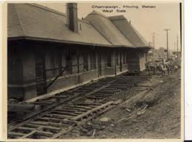Internal Railroad Act