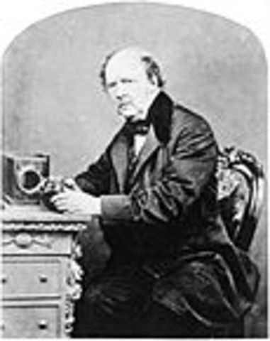 Invention of the Calotype