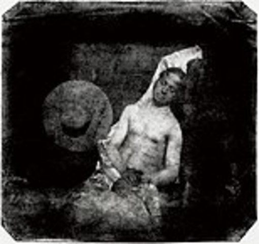 Self-Portrait of a Drowned Man