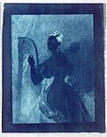 Herschel's Cyanotype