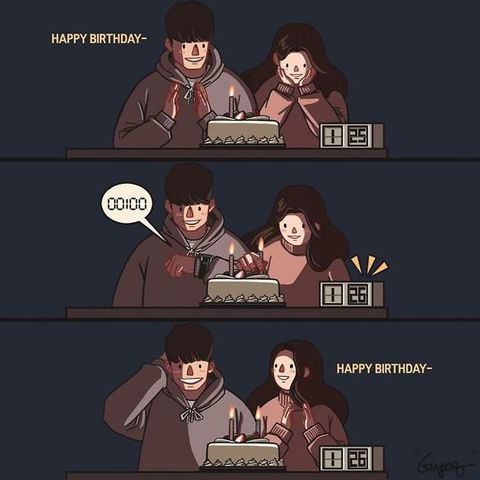Los cumpleaños
