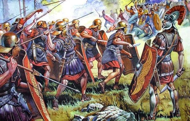 LATINO  - Conquista de Grecia