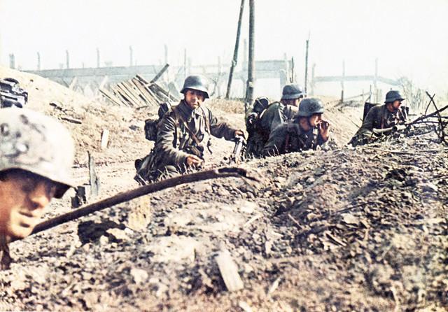 Tysk kapitulasjon i Stalingrad