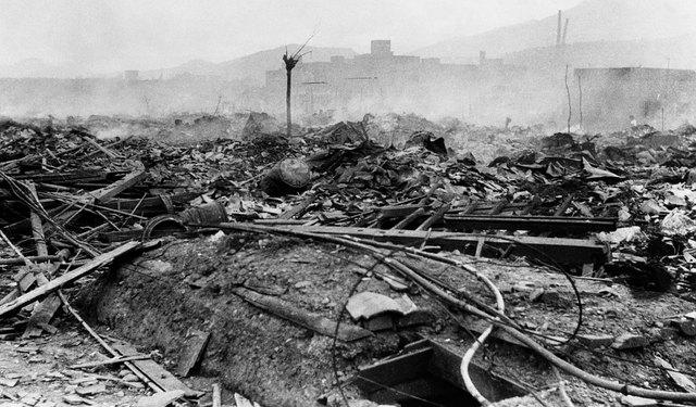 Atombombe over Nagasaki