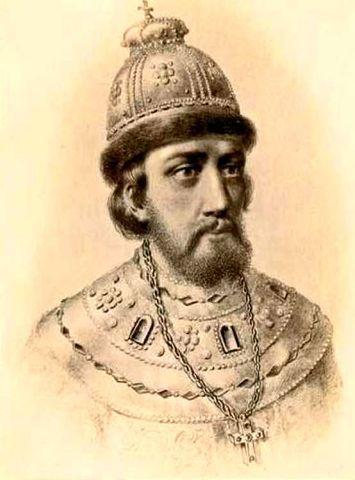 Конец династии Рюриковичей.
