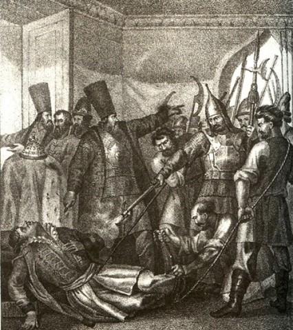 Бунт в Кромах