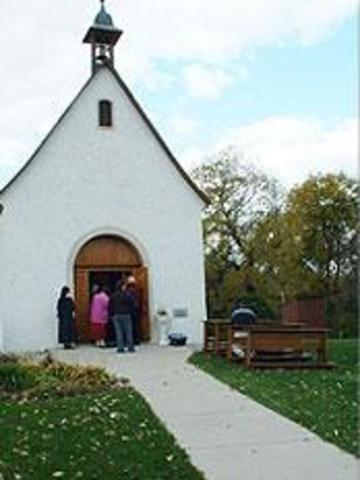 Schoenstatt Shrine completed