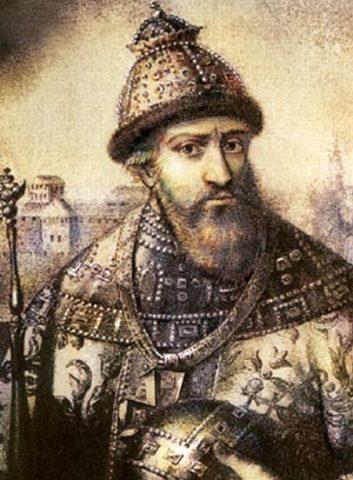 Начало правления Василия Шуйского