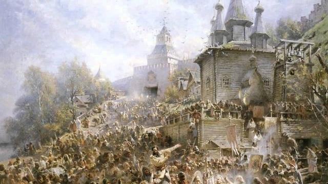 Мятеж в Москве