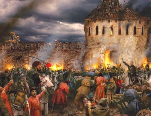 Восстание в Москве 1611 г.