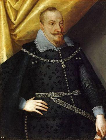 Польский король Сигизмунд III объявляет войну России