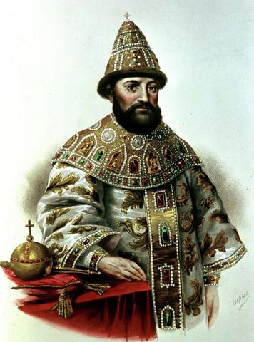 Избрание царём Михаила Романова