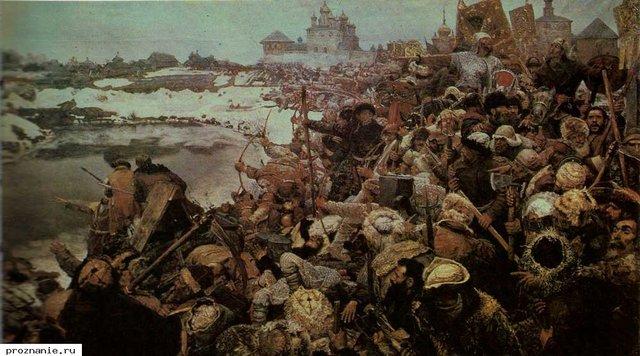 Царские воеводы осадили две опорные базы восставших - Кромы и Елец.