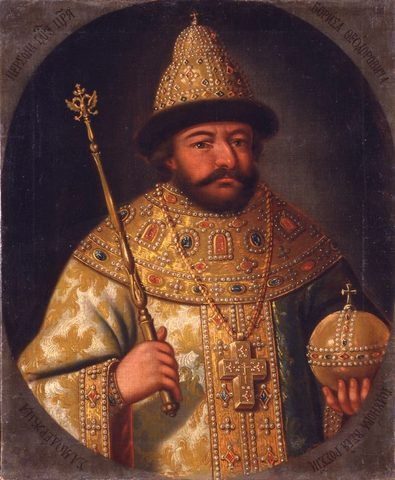Смерть царя Фёдора Ивановича