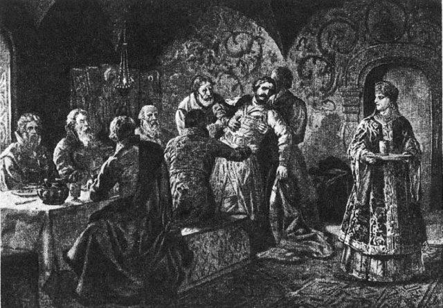 Василий Шуйский умер