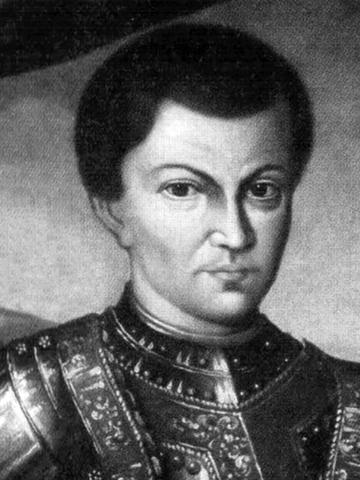 Появление Лжедмитрия   и его вторжение в юго-западных русских землях