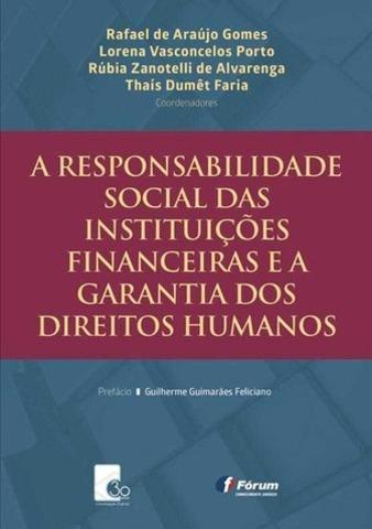 Nacional: Lançamento do Livro de Responabilidade Social das instituições financeiras