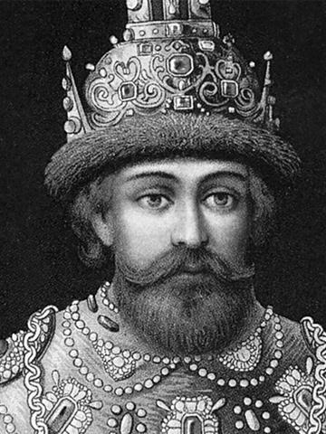 Михаил Романов объявлен Русским царём