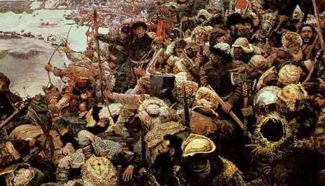 Восстание крестьян под предводительством Хлопка